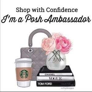 Other - I did it!!! I'm a Posh Ambassador!!😊😊